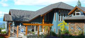 Gabriola Island Custom Home